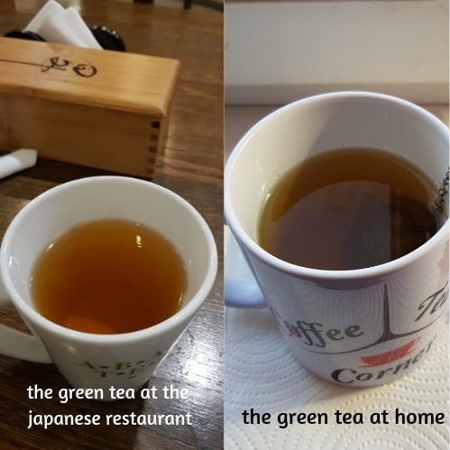 why is green tea brown (1)