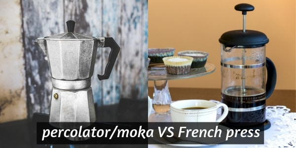 Percolator VS French Press – 7 Differences To Help You Choose