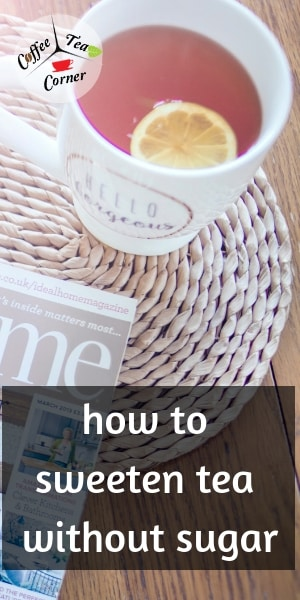 sweetten tea
