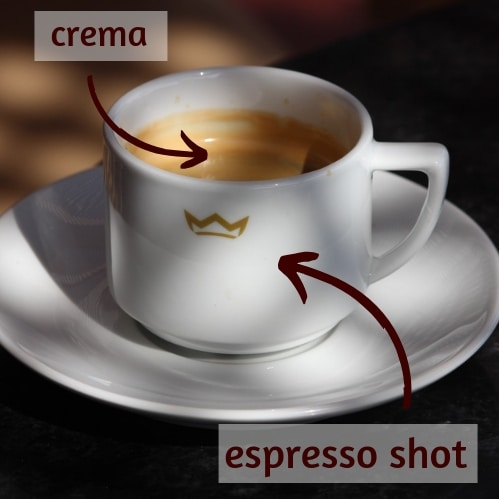 simple espresso