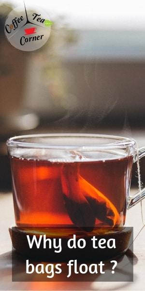 tea bag float