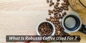 What Is Robusta Coffee Used For ? 5 Ways Robusta Is Useful