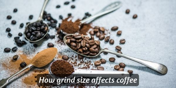 How Grind Size Affects Coffee – From Finer To Coarser Grinds