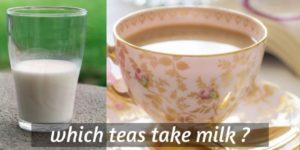 Which Teas Go With Milk ? 3 Tea Types Great With Milk
