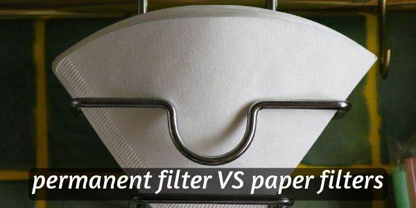 Permanent Vs Paper Coffee Filters Which Is Better And Why