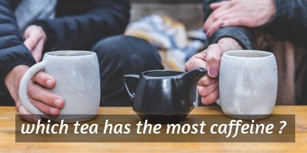tea caffeine