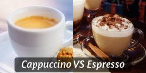 Cappuccino VS Espresso – 3 Differences Separating Two Iconic Drinks