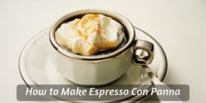 Espresso Con Panna – What It Is, And How To Make A Great One
