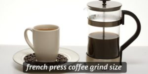 French Press Coffee Grind Size (How And Why It Matters)