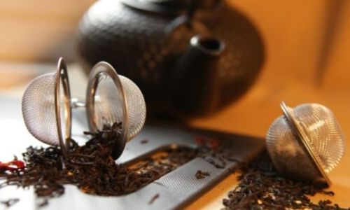 make black tea