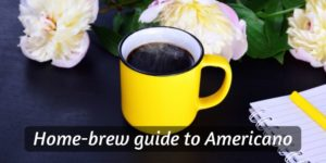 How To Make An Americano At Home (Beginner Friendly)