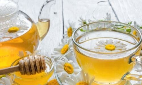 chamomile honey