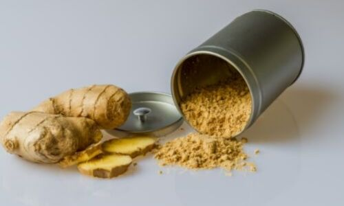 powdered ginger