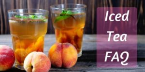 What Is Iced Tea ? A Quick FAQ On Iced Tea