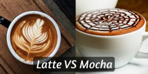 Latte VS Mocha – 4 Differences Between Iconic Coffees