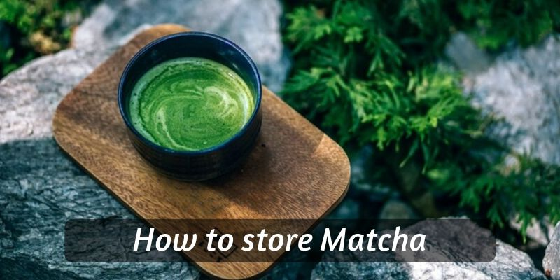 How To Store Matcha – Keeping Your Tea Powder Fresh