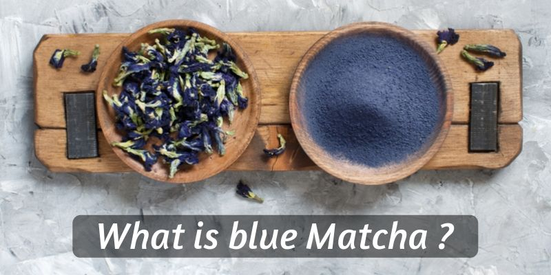 Just What Is Blue Matcha, And Why Is It Everywhere ?