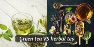 Green Tea VS Herbal Tea – 5 Differences Between Two Very Old Teas
