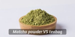 4 Differences Between Matcha Teabags And Matcha Powder