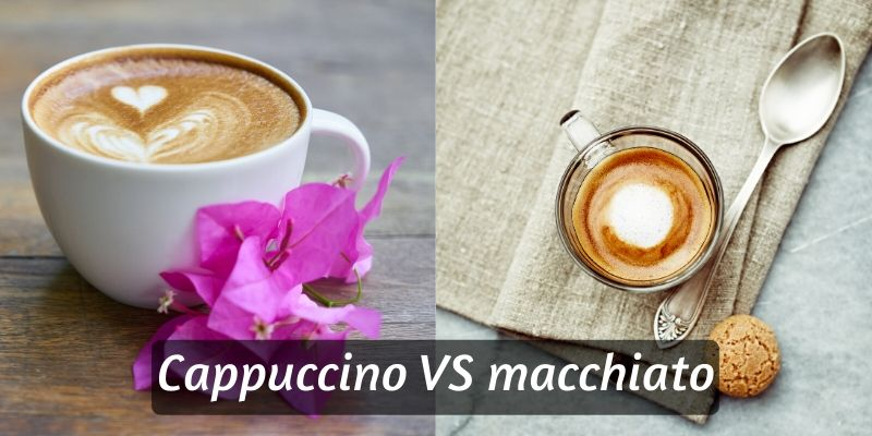 Cappuccino VS Macchiato – 5 Differences, And How To Choose One