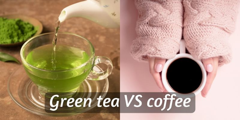 green tea coffee