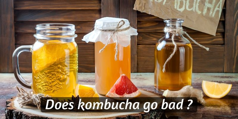 Read more about the article Does Kombucha Go Bad ? 3 Signs Your Fizzy Tea Expired