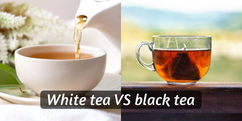 white black tea