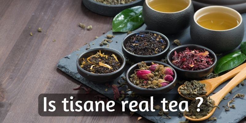what teas are not herbal